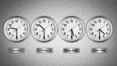 How Can You Find the Current Time in Each of the World's Different Time Zones?