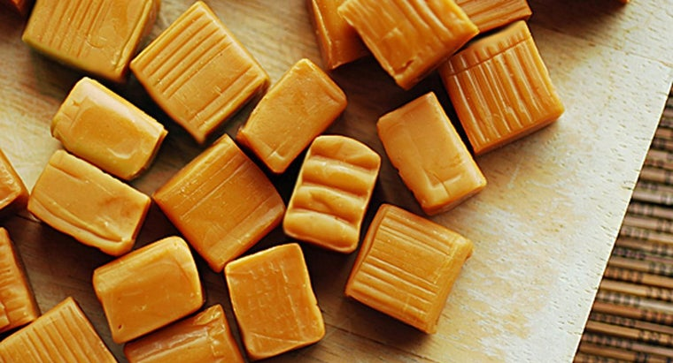 What Is a Good Dessert to Make Using Caramel Bits?