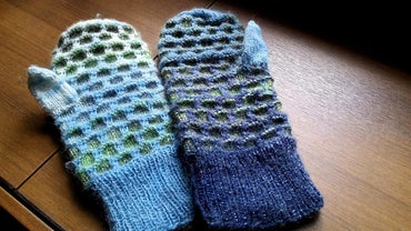 Where Can You Find a Newfoundland Mittens Pattern?