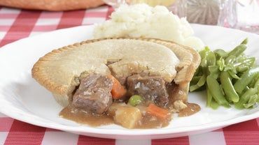 What Is a Good Recipe for Bisquick Beef Pot Pie?