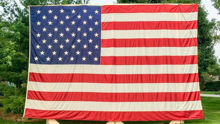 What Are the Rules for Displaying the U.S. Flag ?