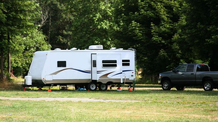 What Do You Need to Consider Before Buying a Used Travel Trailer?