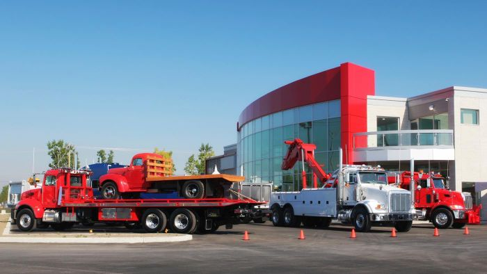 Where Can You Find Heavy Tow Trucks for Sale?