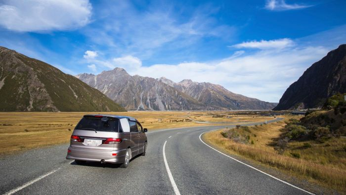 What Are Self-Drive Van Hire Services?