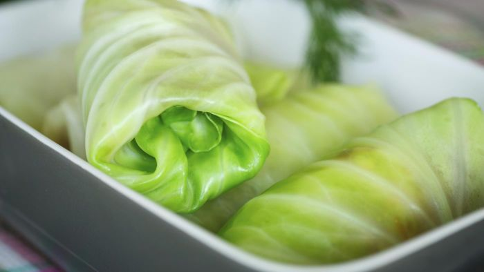 What Is a Good Recipe for Homemade Cabbage Rolls?