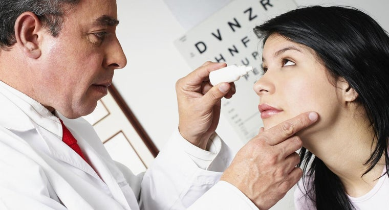 What Are Names for Antibiotic Eye Drops?