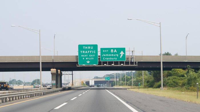Where Can You Get a Traffic Report for the New Jersey Turnpike?