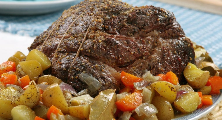 What Is a Recipe for a Classic Pot Roast?