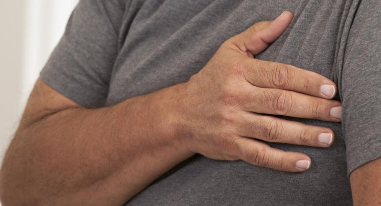 What Are Some of the Symptoms of Heart Blockage Problems?