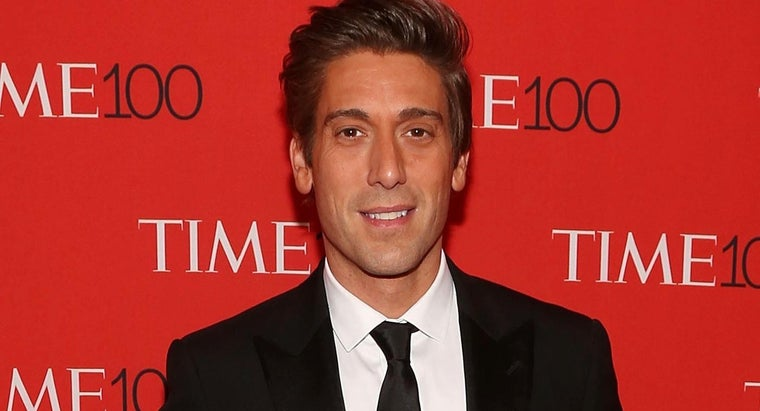 What Caused David Muir From ABC to Get Married?