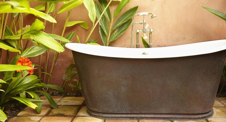 How Do You Refinish a Bathtub?