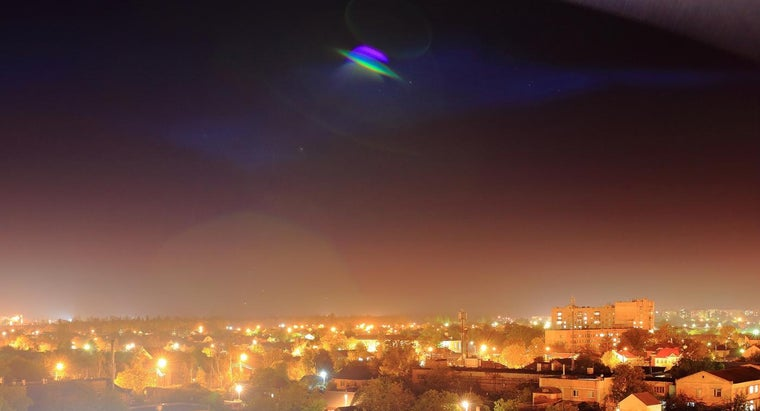 How Can You Find Reports of UFO Sightings?