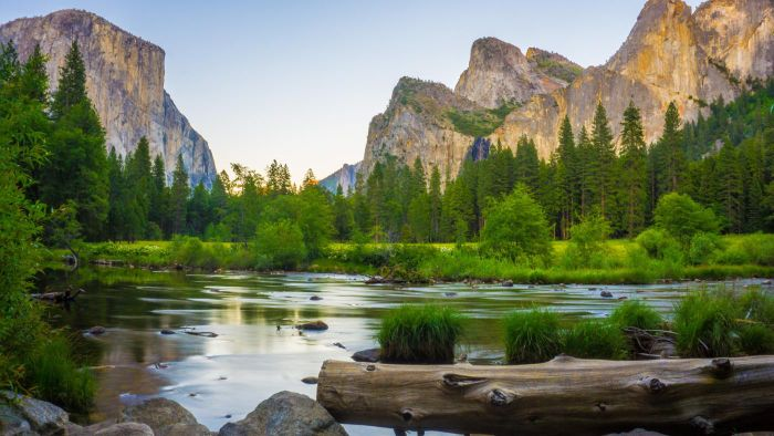What Are Some of the Major National Parks in the United States?