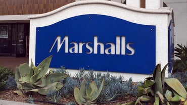 What Items Are Sold at Marshalls Clothing Stores?