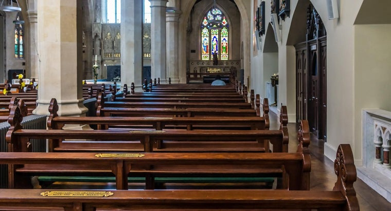Who Sells Church Pews?