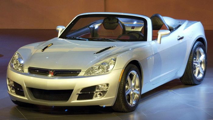 What Is the Average Price for a Used Saturn Sky?