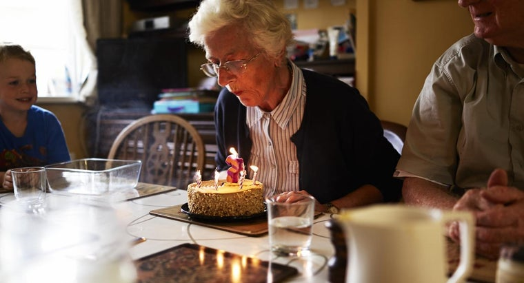What Are Some Poems Appropriate for an 80th Birthday?
