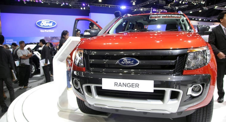 What Are Some Specs of the 2014 Ford Ranger Truck?