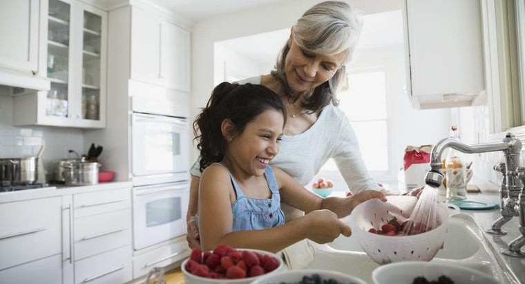 What Are Some Good Free Poems From Grandparent to Grandchildren?