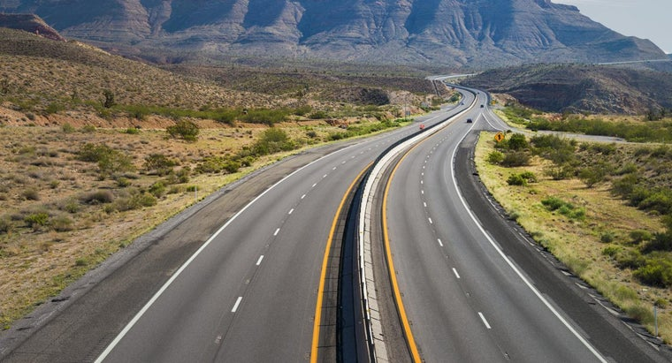 How Can You Find Current Interstate Road Conditions?