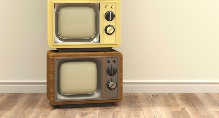 Where Can You Dispose of Your Old TV?