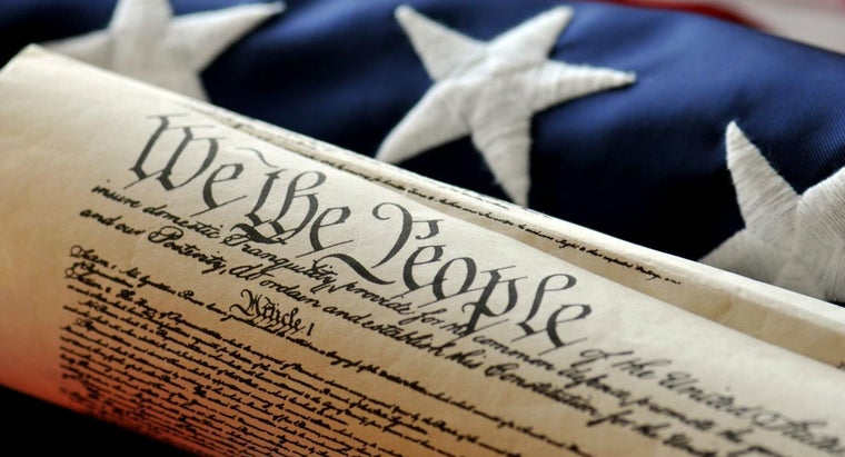 What Are Some Sources of the Full U.S. Constitution?