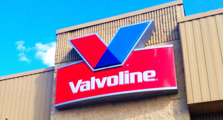 What Services Are Provided When You Purchase an Oil Change at Valvoline?
