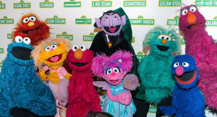 Which Muppet Won Three Grammys?