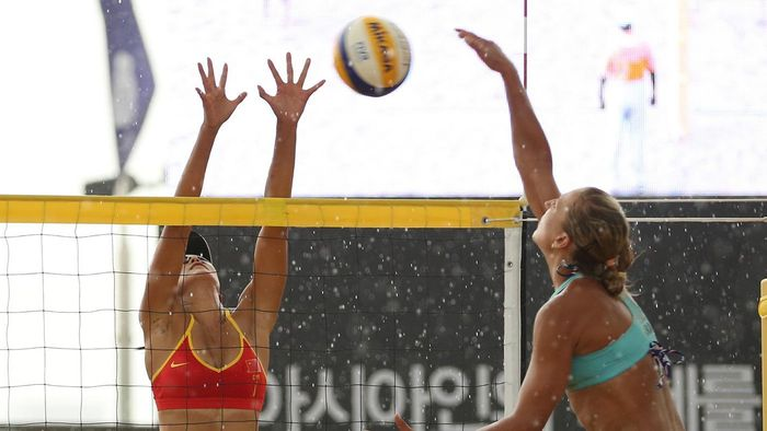 What Are Some Basic Volleyball Rules?