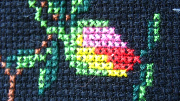 What Is a Cross-Stitch?