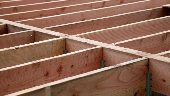 How Do You Find the Maximum Spans for Floor Joists?