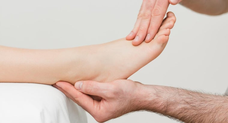 What Are Some Common Causes of Foot and Heel Pain?