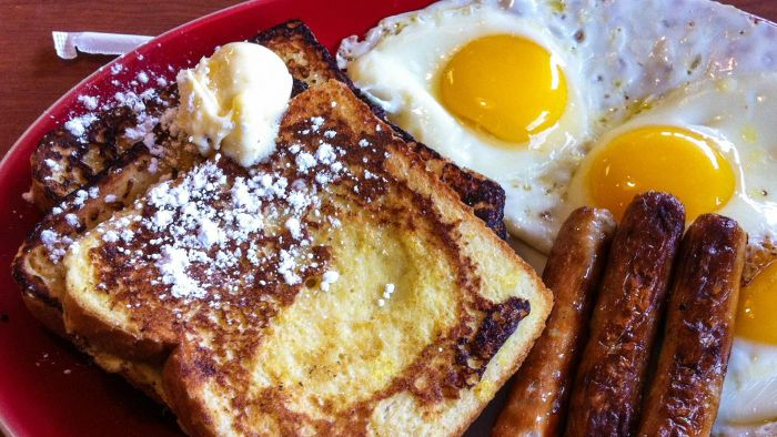 What Is a Recipe to Make French Toast?