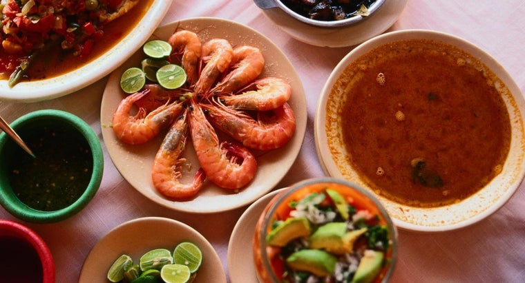 What Is a Good Mexican Shrimp Soup Recipe?