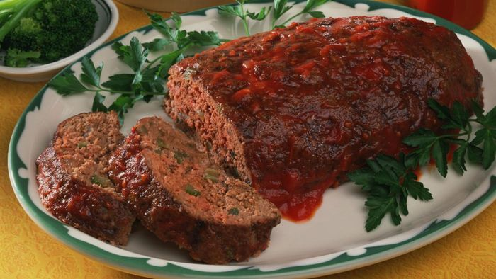 What is the Hidden Valley meatloaf recipe?
