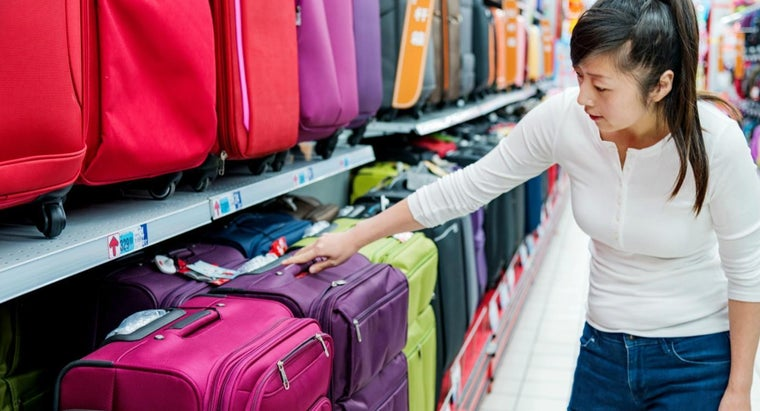 What Are the General Dimensions for Carry-on Luggage?