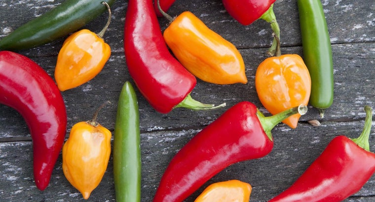 How Does the Scoville Scale Work With Peppers?