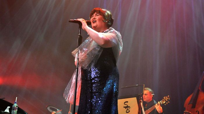 What Was Susan Boyle's First Audition Song?