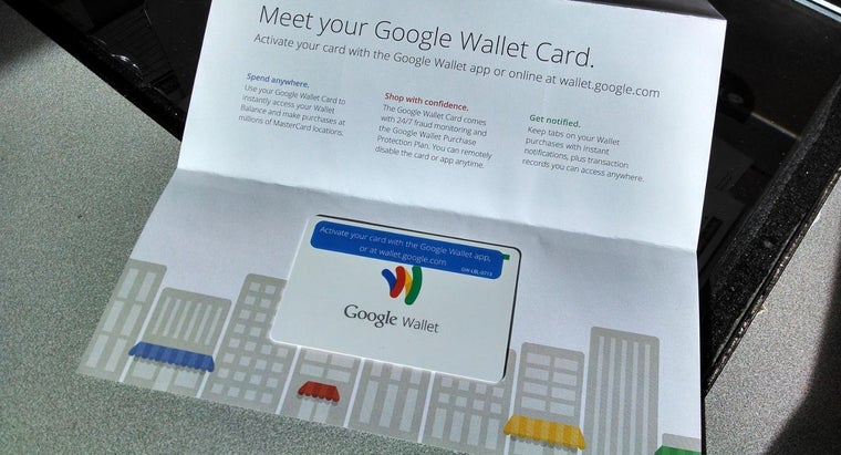 How Do You Create a Google Wallet Account?