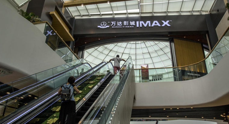 How Do You Locate an IMAX Movie Theater?