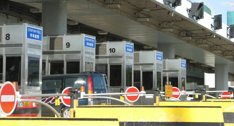 How Do You Calculate Toll Charges?