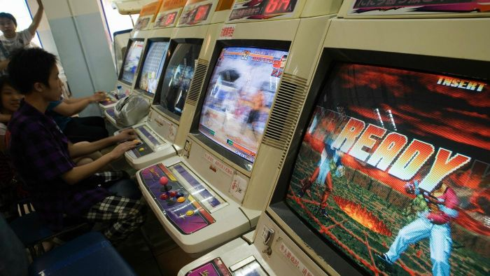 What Were Some of the Most Popular Arcade Games?