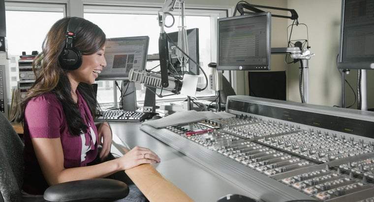 Where Does the 96.1 FM Radio Station Broadcast?