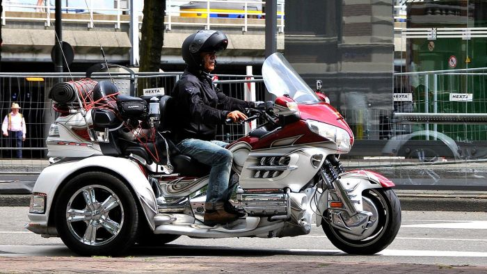 How Is a Harley-Davidson Trike Different From a Motorcycle?