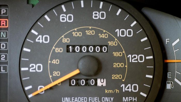 How Do You Repair a Broken Odometer?