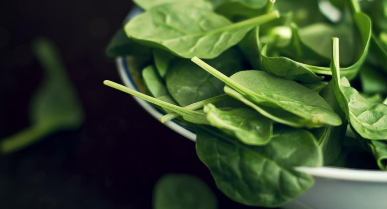 How Do You Cook Spinach in the Microwave?