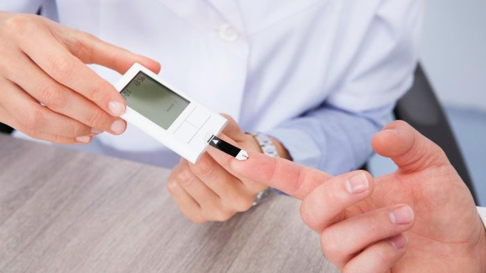 Can you test your blood sugar level at home?