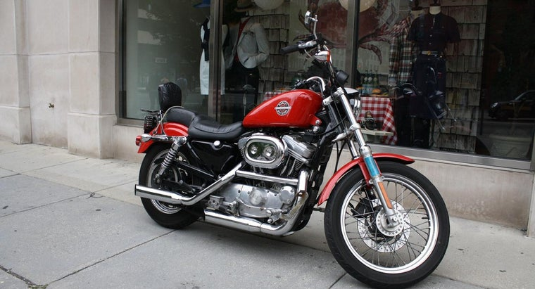 What Is the Tire Size for a Harley Sportster?