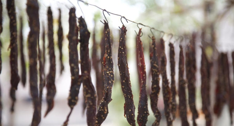 What Are Some Jerky Recipes for Venison?