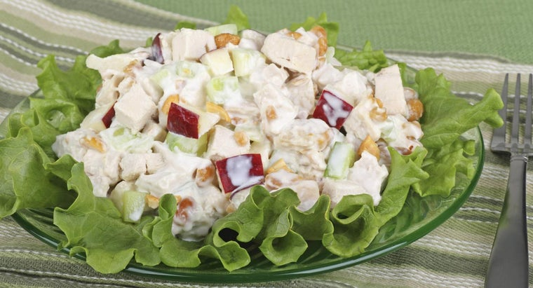 What Are Some Good Turkey Salad Recipes?
